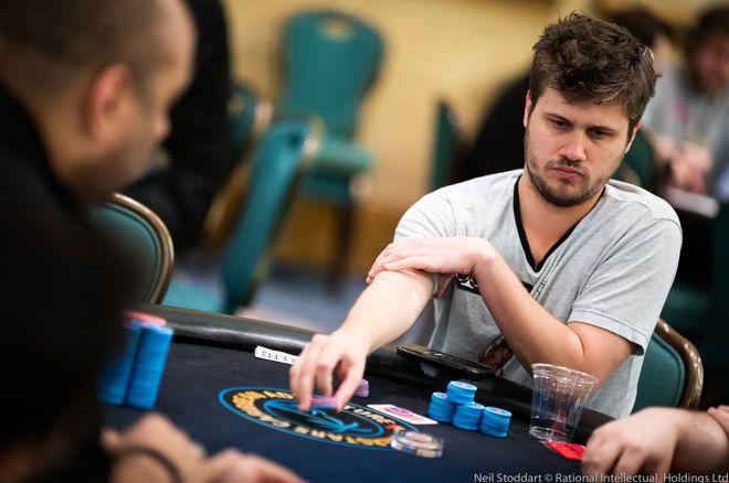 "Kelvin ""Kelvin_FP:AR"" Kerber forrou pesado na série de torneios do PokerStars."