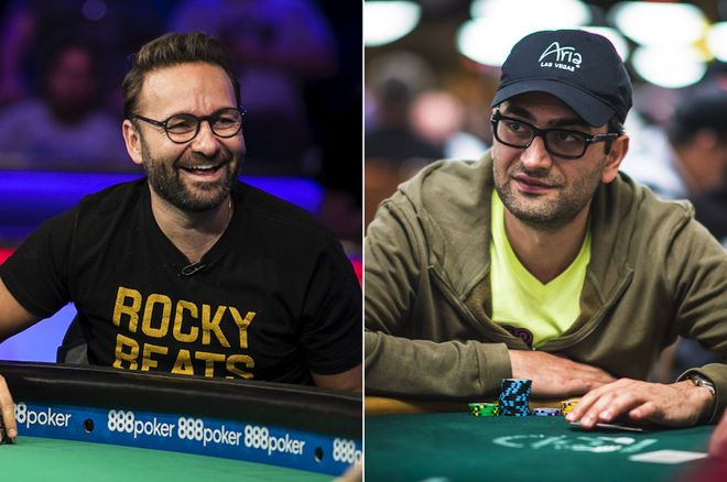 Daniel Negreanu and Antonio Esfandiari