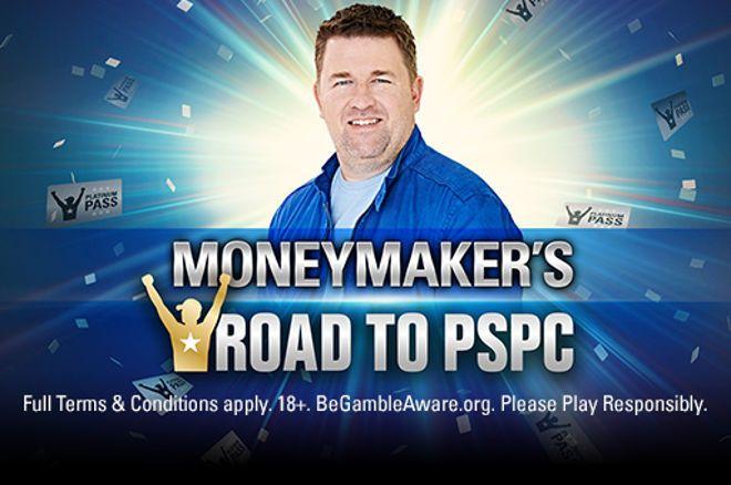 Moneymaker's Road to PSPC London / Milton Keynes
