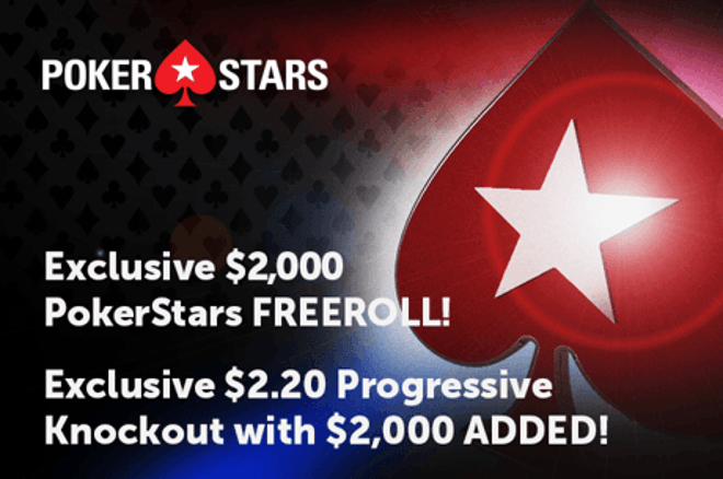 $2,000 PokerNews фрийрол в PokerStars