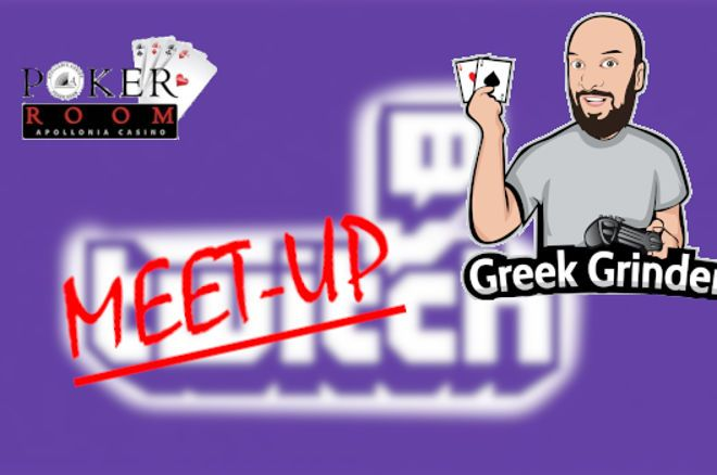 Greek Grinder Apollonia Meet-Up