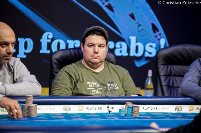 Shaun Deeb Third in Chips in WSOPE Colossus, Needs 5th or Better to Become POY