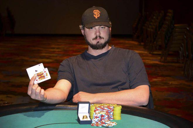 Michael Pearson Wins the WSOP Circuit Harveys Tahoe $1,700 Main Event
