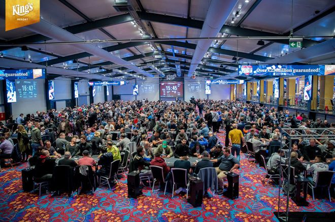 2019 World Series of Poker Europe (WSOPE)