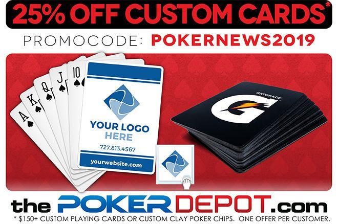 2019 PokerNews Holiday Gift #2: The Poker Depot