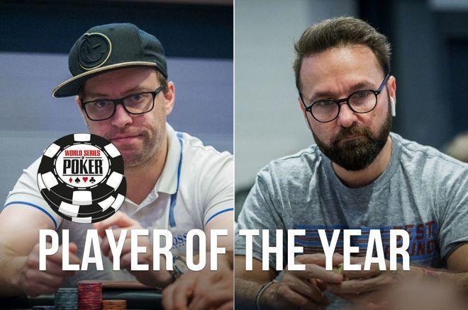 WSOP blundert: Daniel Negreanu geen Player of the Year, Robert Campbell toch winnaar