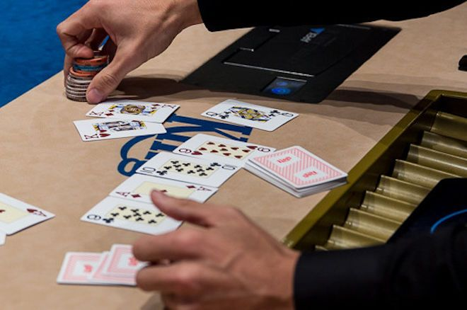 Hand Review: When Two Strong Ranges Collide
