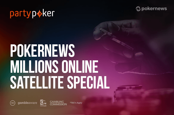partypoker MILLIONS Online satellites