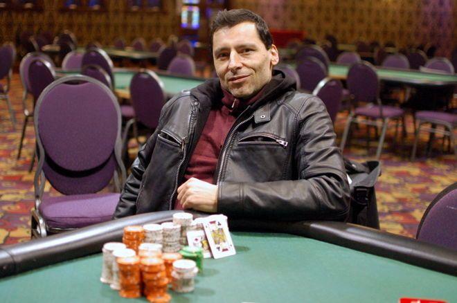 Paul Sokoloff, Winner of 1 Day Mega Stack