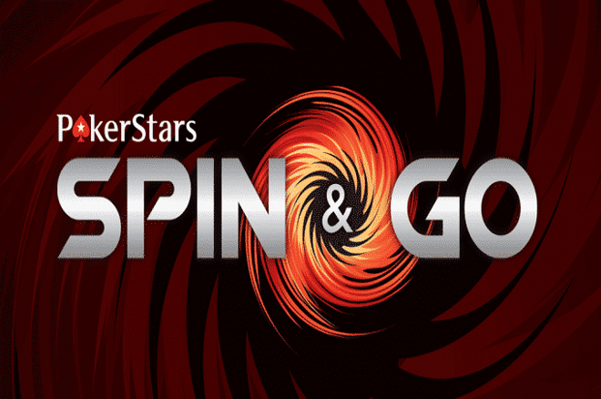 PokerStars Spin&Go 10 игра
