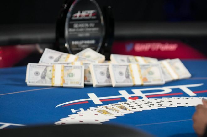 Pokernews To Live Report 2 500 Hpt Championship 700k Gtd At