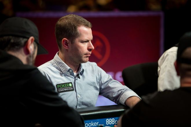 Hand Analysis: Turning the Nuts, Then Villain Leads River