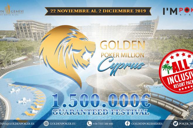Golden Poker Million Cyprus