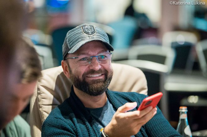 After being the face of PokerStars for about a decade, Daniel Negreanu will now sport a GGPoker patch.