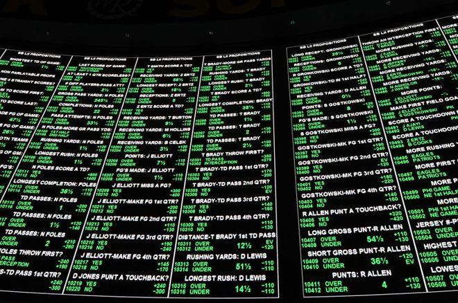 Betting Update: Now Second In Super Bowl Odds