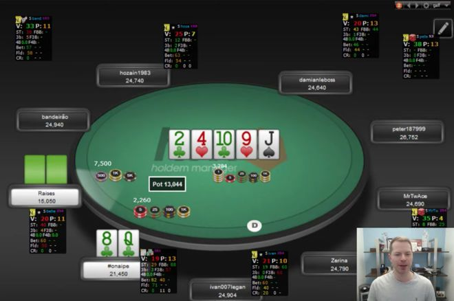 Jonathan Little's Weekly Poker Hand: Facing River Raise With Second Nuts