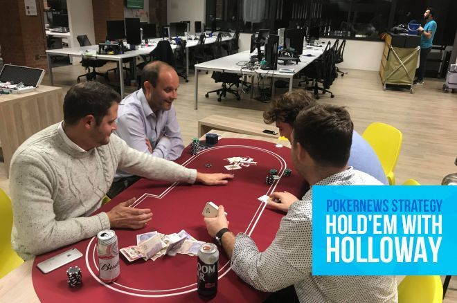 Oddschecker Office Poker Game