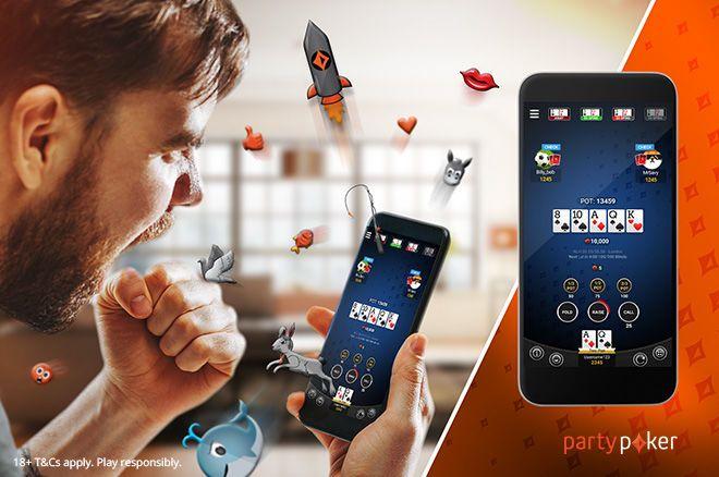 partypoker new mobile app
