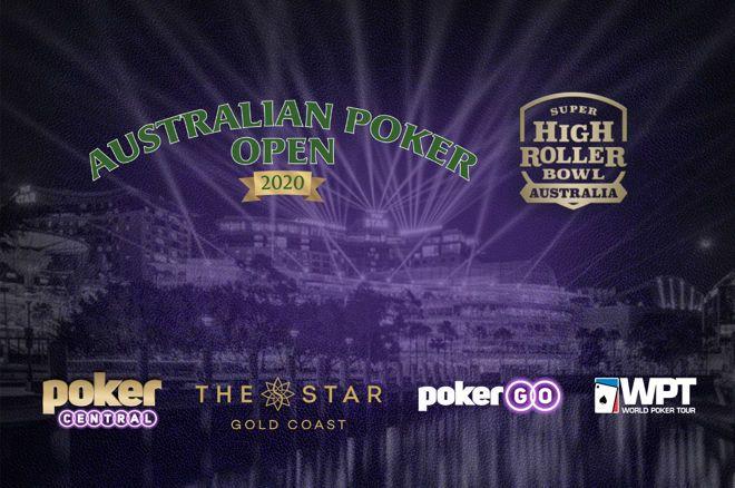The Australian Poker Open will seek to piggyback off the Aussie Millions.