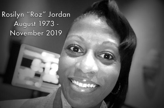 "Rosilyn ""Roz"" Jordan"