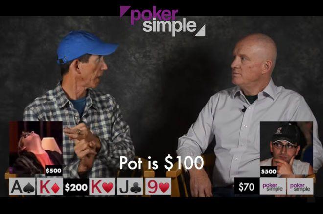 PokerSimple: Episode 12 - Pot Commitment