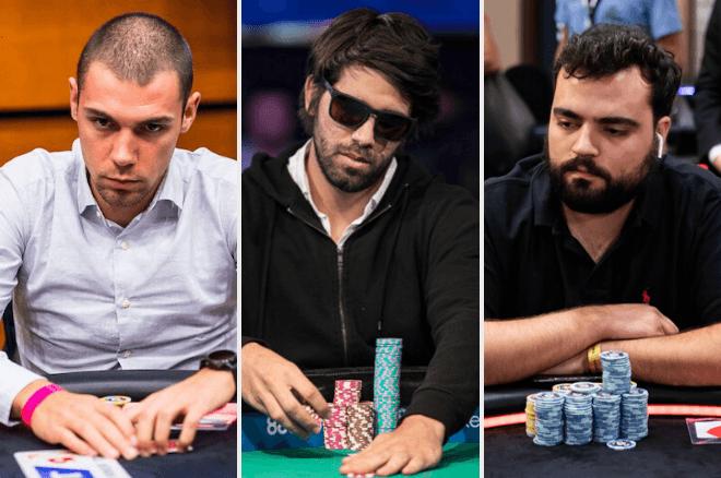 Rui Ferreira, Manuel Ruivo & Rui Sousa