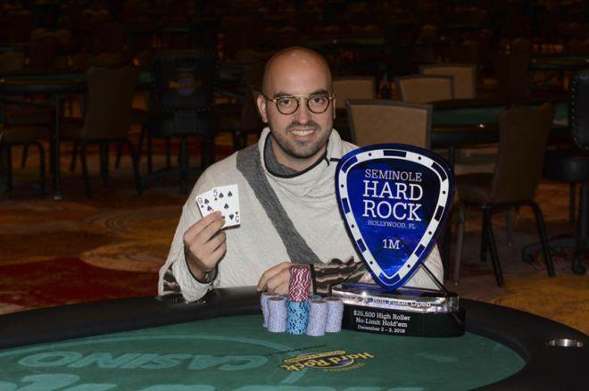 """Bryn Kenney wins Seminole Hard Rock """"Rock 'N Roll Poker Open"""" $25,500 High Roller"""