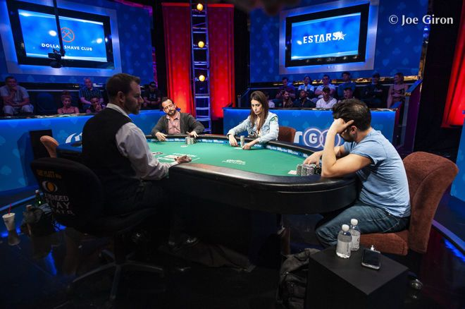 2019 WSOP Event #64 final table