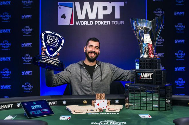 Milen Stefanov is the newest WPT champion after prevailing in Florida.
