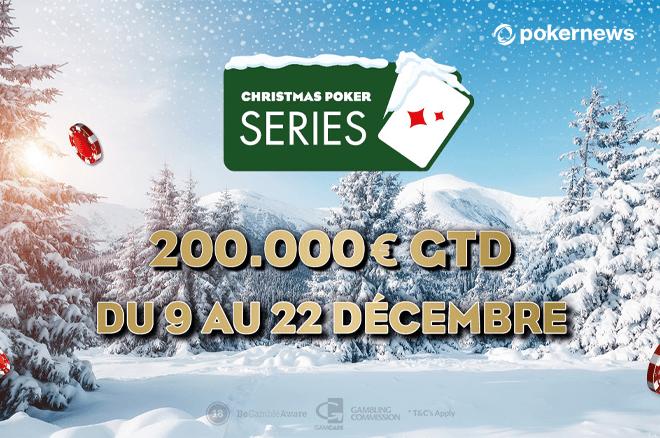 Christmas Poker Series
