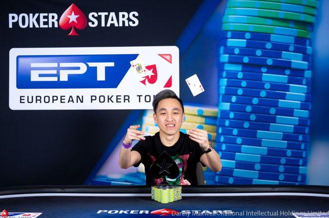 Chin Wei Lim Wins PokerStars EPT Prague €25,000 Single Day High Roller