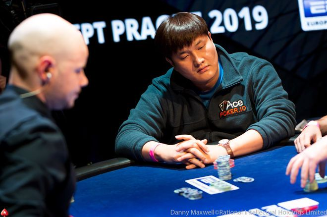 Gab Yong Kim advanced farther in an EPT Main Event than any player from South Korea before him.