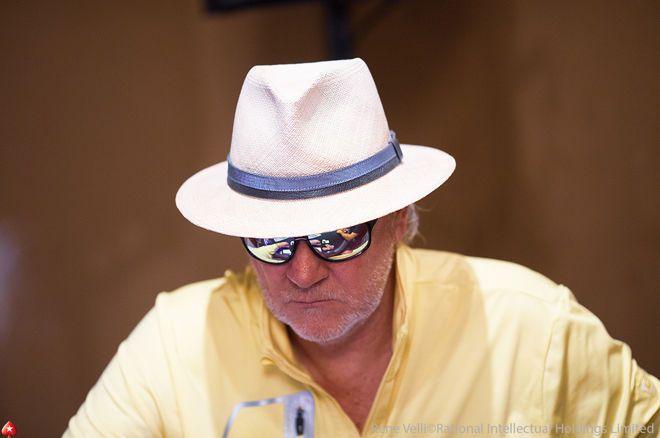 WPT Five Diamond World Poker Classic - Govert Metaal bij laatste 81 spelers ondanks slechte dag