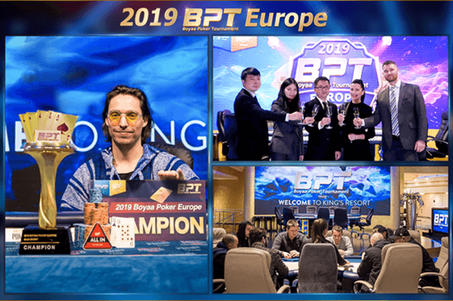 Poker Tournaments Europe