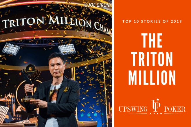 Aaron Zang Wins Triton Million £1,050,000