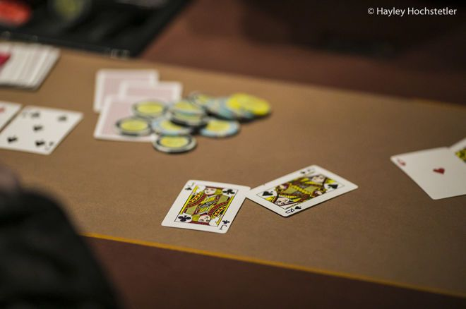 Paying for Reads Early in Small Stakes Tournaments