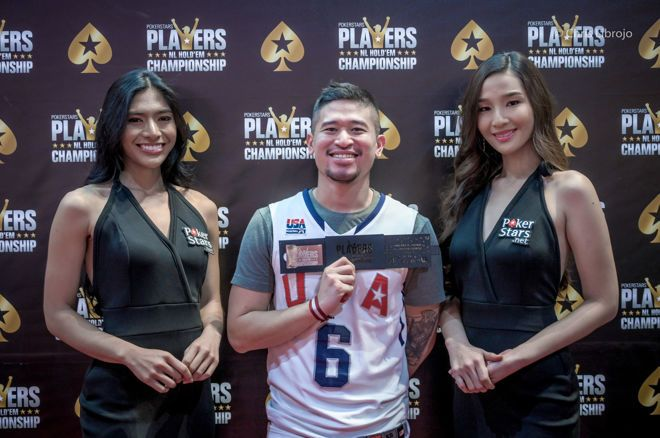 Florencio Campomanes Flips His Way to First Platinum Pass of 2020