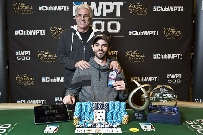 Griffin Paul won nearly $175K.