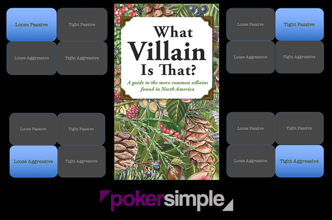 PokerSimple: Episode 16 - The Field Guide to Villains