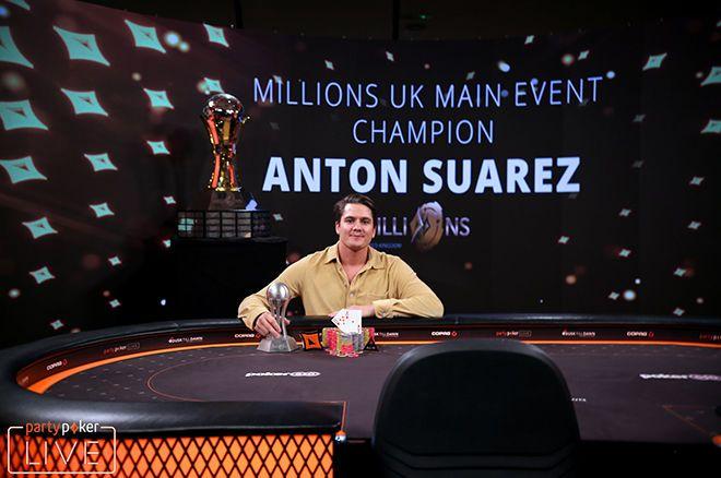 Anton Suarez (foto: partypoker)