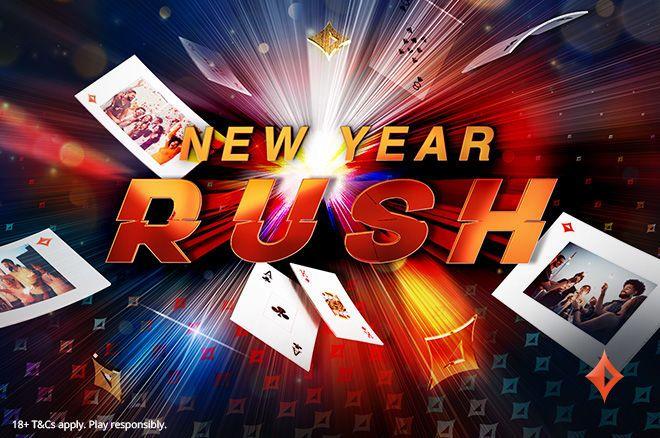 partypoker New Year Rush
