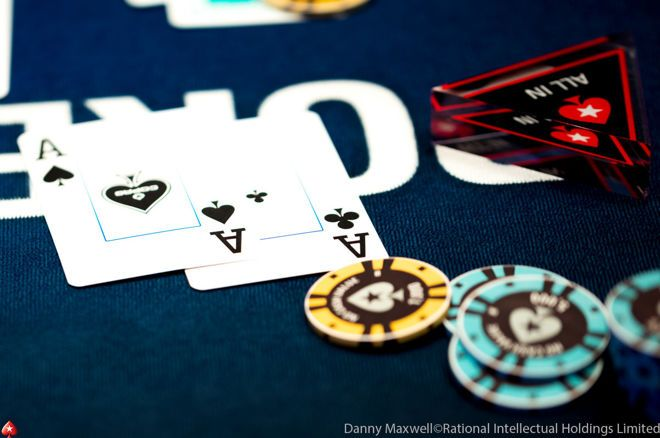 From Both Sides of Pocket Aces