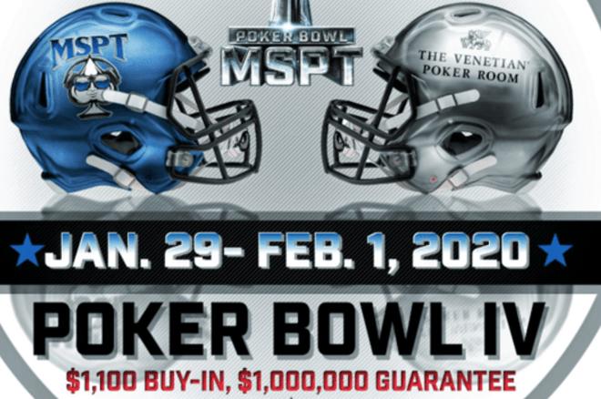 MSPT Venetian Poker Bowl IV