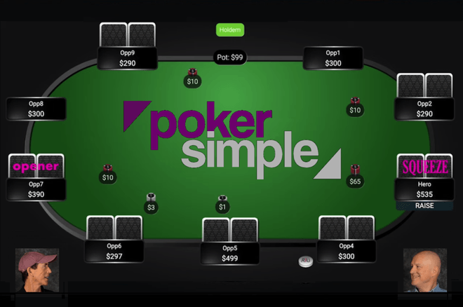 PokerSimple: Episode 18 - Squeeze Plays