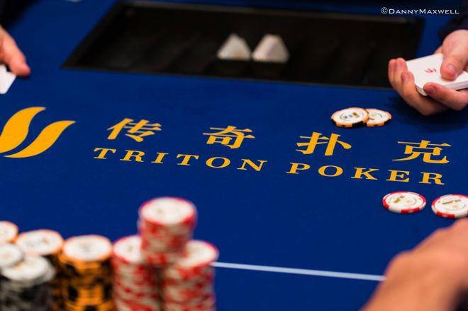 Triton Poker Super High Roller Series Jeju