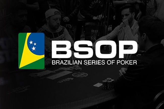 Cronograma completo do BSOP Brasília - 30 de janeiro a 04 de fevereiro