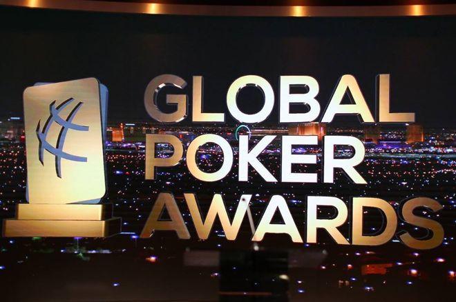 2018 Global Poker Awards ceremony at PokerGo Studio in Las Vegas