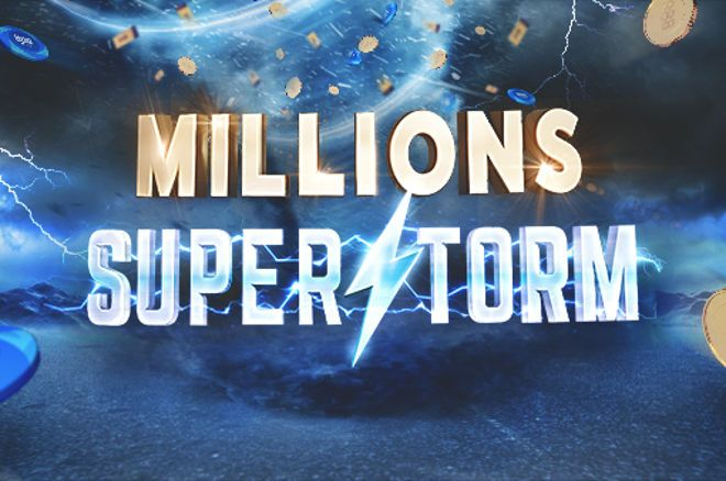 $1,000,000 Super Storm Main Event at 888poker