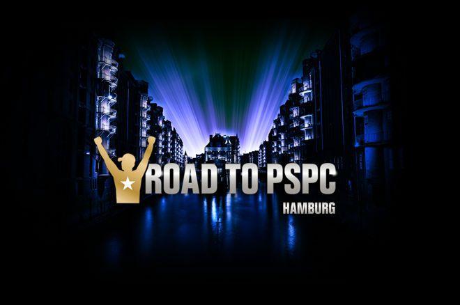 Road to PSPC Hamburg