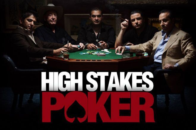 High Stakes Poker returns to Poker Central with new episodes hinted